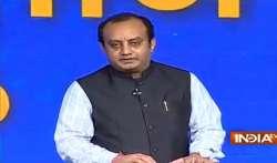 Sudhandhu Trivedi- Khabar IndiaTV