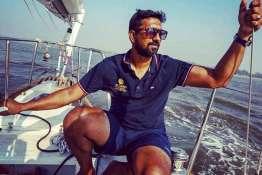 Commander Abhilash Tomy rescued LIVE updates- India TV