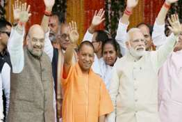 BJP released list of 40 star campaigners for Chhattisgarh assembly elections- India TV