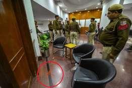 Police investigate after Delhi Chief...- India TV