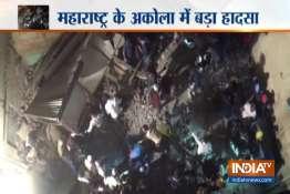 Maharashtra building collapse- India TV