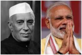 Narendra Modi on Jawaharlal Nehru- India TV