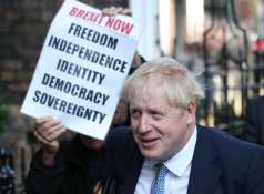 Boris Johnson elected conservative party leader and next UK Prime Minister- India TV