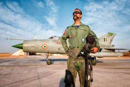 IAF's Abhinandan Varthaman starts flying...- India TV