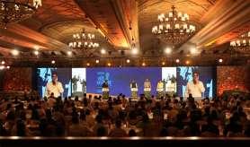 देश का प्रमुख न्यूज़ चैनल इंडिया टीवी एक मेगा कॉन्- Khabar IndiaTV