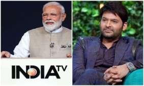 PM Modi on kapil sharma- India TV