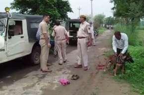अलवर में गो तस्करी के आरोप में हरियाणा के शख्स की पीट-पीटकर हत्या- Khabar IndiaTV