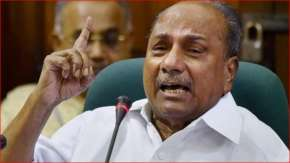 If your deal is cheaper, why buy only 36 Rafale jets, former defence minister AK Antony rises questi- India TV
