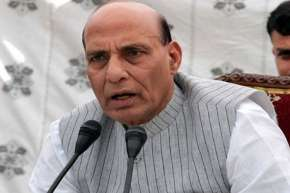 Stone pelting incidents decreased with fall in militant recruitment in J&K says Home Minister- India TV
