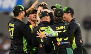 Australia beat India in 1st T20I- India TV