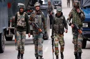 Jammu and Kashmir encounter- India TV