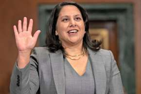 Neomi Rao takes oath as judge of powerful court, replaces controversial Kavanaugh | AP- India TV