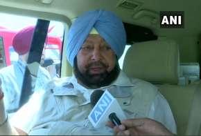 Captain Amrinder Singh- India TV