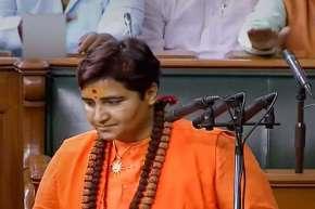 Sadhvi Pragya Singh Thakur- India TV