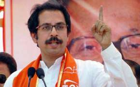 Shiv Sena president Uddhav Thackeray- India TV