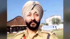 Suspended J-K DSP Davinder Singh's case: Tanveer Ahmed...- India TV
