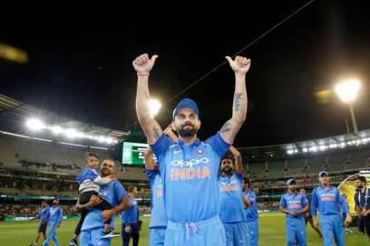 ऑस्ट्रेलिया में हुई 'हूटिंग' को लेकर पहली बार बोले कप्तान कोहली, दिया ये बड़ा बयान- India TV