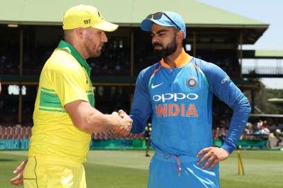 भारत से निपटने के लिए ऑस्ट्रेलियाई कप्तान एरॉन फिंच ने बनाया गेम प्लान, साथियों को दी ये सलाह- India TV