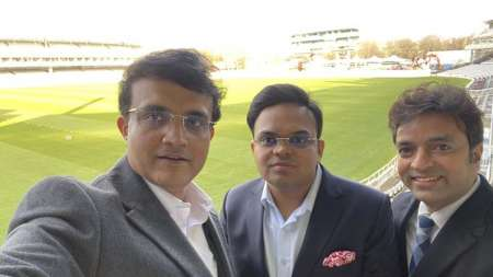 Cricket news,Live Score,Cricket,sourav ganguly,Lord's,Jay Shah,india national cricket team,Board of - India TV