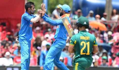 भारत और दक्षिण अफ्रीका- Khabar IndiaTV