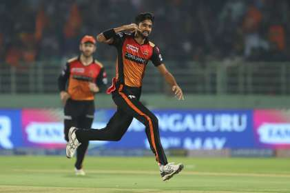 IPL 2019: Khaleel Ahmed has new celebration with phone call act. Twitter connects it to World Cup sq- India TV