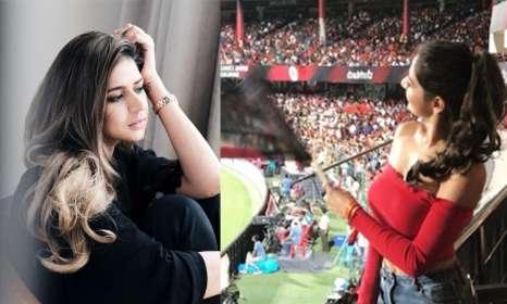IPL2019: सामने आई रातों-रात स्टार बनी आरसीबी फैन गर्ल की भावुक पोस्ट, लिखा- मुझे गालियां मिल रही हैं- India TV