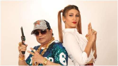 Anup jalota and jasleen matharu in the film- India TV