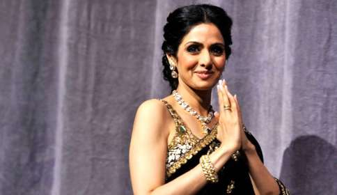 sridevi death anniversary - India TV
