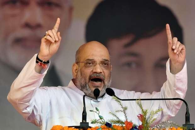 भाजपा अध्यक्ष अमित...- India TV