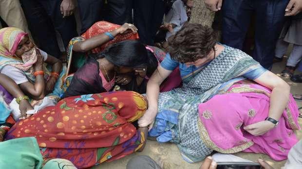 Sonbhadra Firing: Yogi Adityanath to meet victim's kin on Sunday- India TV