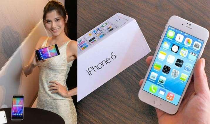iPhone 6 जैसा दिखने वाला InFocus का M812 लॉन्च- India TV Paisa