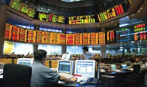 In Pics: शेयर बाजार में दूसरे दिन भी रही गिरावट जारी, सेंसेक्स 44 अंक टूटा- India TV Paisa