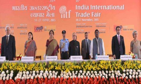 दिल्ली में 35वें इंटरनेशनल ट्रेड फेयर की शुरुआत, 19 नवंबर से होगी आम लोगों की एंट्री- India TV Paisa