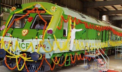 Latest Technology: सीएनजी से चलेगी ट्रेन, नई दिल्ली-रोहतक के बीच आप कर पाएंगे सफर- India TV Paisa