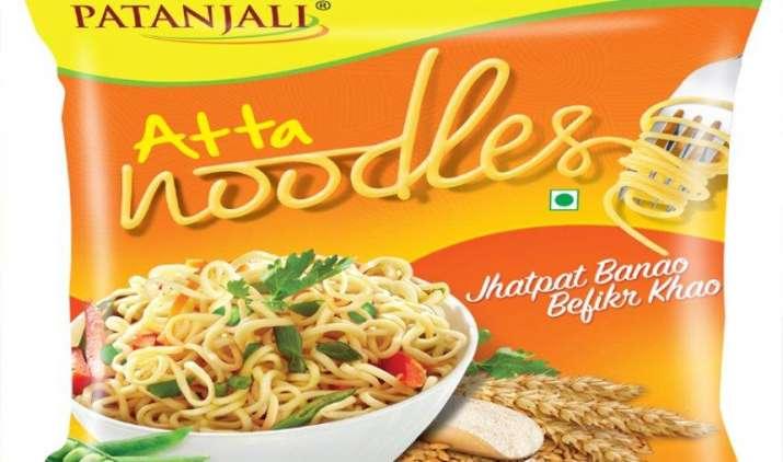 'झटपट पकाओ बेफ्रिक खाओ'- बाबा रामदेव ने लॉन्च किया पतंजलि नूडल्स, एक पैकेट की कीमत 15 रुपए- India TV Paisa