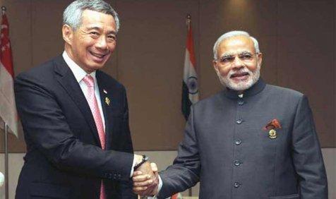 मोदी ने दिया सिंगापुर की कंपनियों को PSU में निवेश का न्योता, स्मार्ट शहरों के डेवलपमेंट के लिए मांगी मदद- India TV Paisa