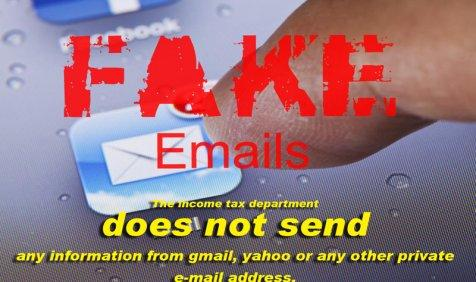 इनकम टैक्स डिपार्टमेंट के ई-मेल से रहें सावधान, टैक्स रिफंड के नाम पर हो सकता है फर्जीवाड़ा- India TV Paisa