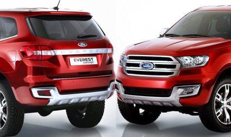 Ford ने SUV एंडेवर की कीमतों में की भारी कटौती, 2.82 लाख रुपए तक कम हो गए दाम- India TV Paisa