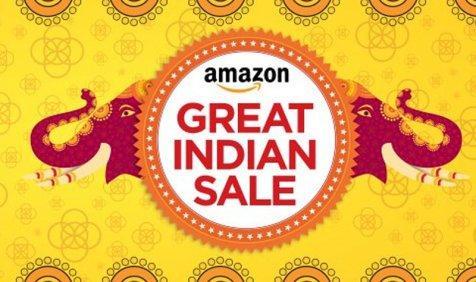 Only 72 Hrs: अमेजन की 'ग्रेट इंडियन सेल' शुरू, एप्पल, नेक्सस, श्याओमी पर मिल रही है भारी छूट- India TV Paisa
