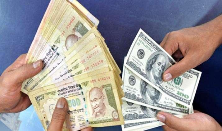 ब्रेक्जिट का असर हुआ कम, डॉलर के मुकाबले रुपया 67.95 पर स्थिर- IndiaTV Paisa