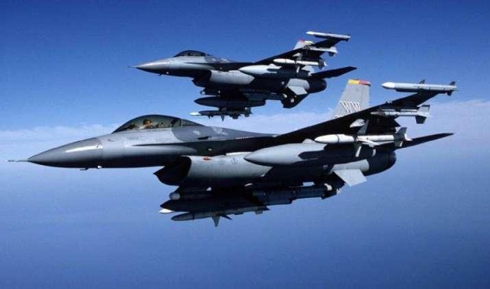 अब भारत में बनेंगे F-16 लड़ाकू विमान, अमेरिकी कंपनी लॉकहीड मार्टिन के साथ टाटा ने किया करार- IndiaTV Paisa