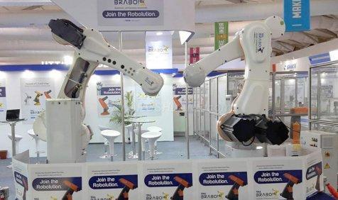 Great Achievement: टाटा ने बनाया पहला मेड इन इंडिया रोबोट, अगले दो महीने में लॉन्च होगा 'ब्रावो'- India TV Paisa