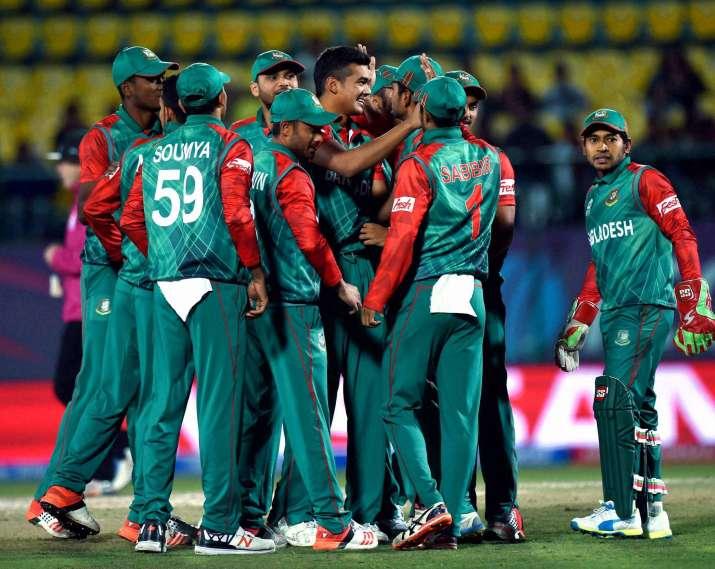 आयरलैंड और वेस्टइंडीज के साथ त्रिकोणीय सीरीज के लिए बांग्लादेश टीम में शामिल हुए तस्कीन और फरहाद - India TV