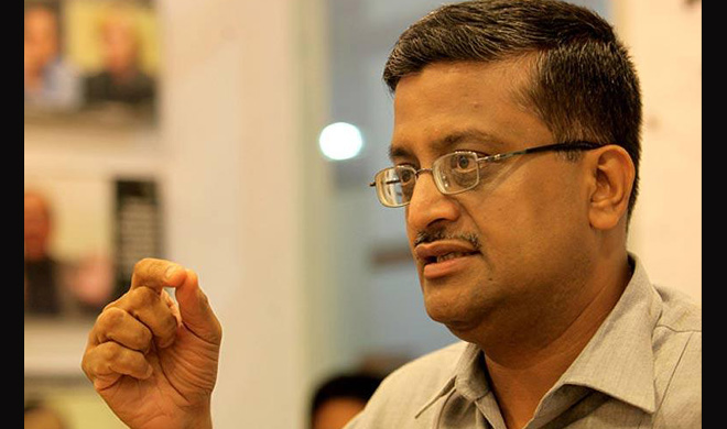 ashok khemka- India TV