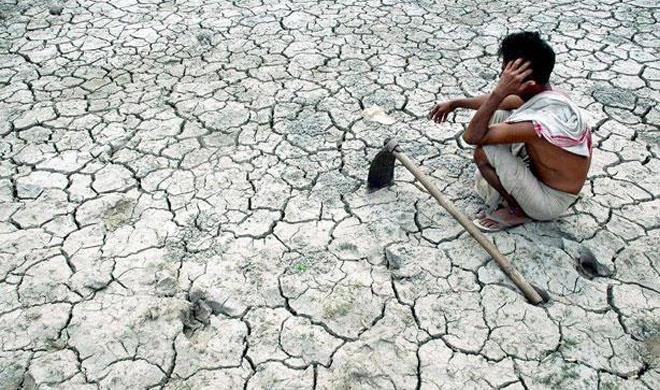 drought hit farmers- India TV