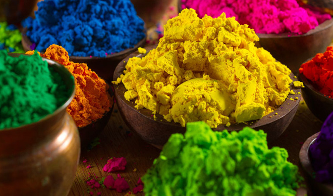 know how to make natural colour at home- India TV