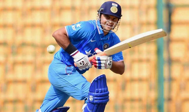 Suresh Raina played important role in India's win over...- India TV