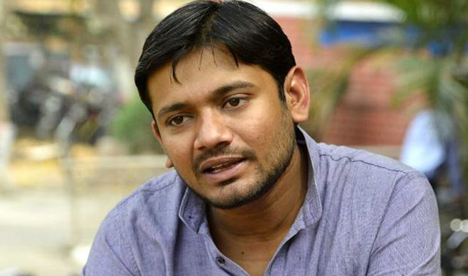 kanhaiya kumar- India TV