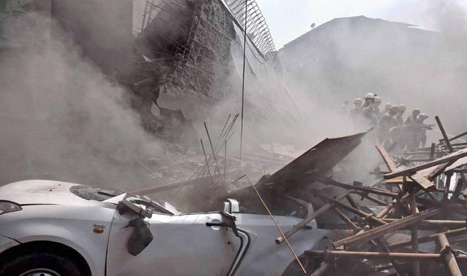 kolkata bridge collapse- India TV