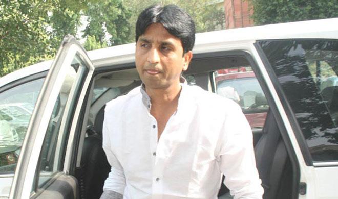 kumar vishwas- India TV